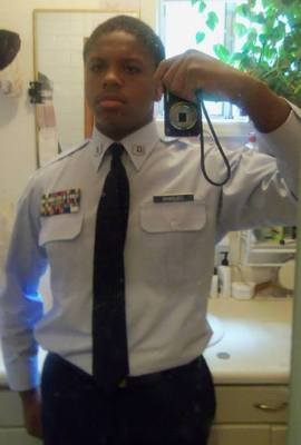Me in uniform